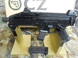 CZSCORPIONEvo 3 S1 9-mm Luger 30 Round Plastic Smoke Finish,FACTROYNIWINBOX - 9 of 15