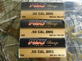 50 CALIBER,