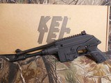 "KEL-TECP.L.R.5.56NATOPISTOL,Semi- Automatic223 Remington /5.56 NATO, 9.2"" BARREL.10+1 RD. MAGAZINE,AmbidextrousSALTEY,Black - 4 of 24"