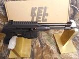 "KEL-TECP.L.R.5.56NATOPISTOL,Semi- Automatic223 Remington /5.56 NATO, 9.2"" BARREL.10+1 RD. MAGAZINE,AmbidextrousSALTEY,Black - 5 of 24"
