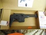 "KEL-TECP.L.R.5.56NATOPISTOL,Semi- Automatic223 Remington /5.56 NATO, 9.2"" BARREL.10+1 RD. MAGAZINE,AmbidextrousSALTEY,Black - 2 of 24"