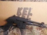 "KEL-TECP.L.R.5.56NATOPISTOL,Semi- Automatic223 Remington /5.56 NATO, 9.2"" BARREL.10+1 RD. MAGAZINE,AmbidextrousSALTEY,Black - 3 of 24"