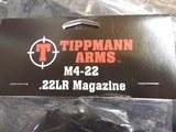 AR-15M4-22,TIPPMANN,25ROUNDMAGAZINES,FOR ALLTHE TIPPMANN AR-15 M4-22 RIFLES & AR-15PISTOLS.NEWINBOX - 4 of 17
