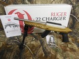RUGERCHARGER,TALO,STAINLESSSTEEL, 22 L.R., 15ROUNDMAGAZINE,BI-PODAVAILABLE,FACTORYNEWINBOX - 4 of 21