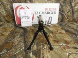 RUGERCHARGER,TALO,STAINLESSSTEEL, 22 L.R., 15ROUNDMAGAZINE,BI-PODAVAILABLE,FACTORYNEWINBOX - 14 of 21