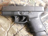 GLOCKG-30,PEROWNED,EXELLENTCOND,NIGHTSIGHTS,10 + 1RD.MAG. GLOCKCASE WITH GLOCKMANUAL. **GREAT PISTOL** SEEPIC. - 6 of 17