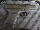 GLOCKG-30,PEROWNED,EXELLENTCOND,NIGHTSIGHTS,10 + 1RD.MAG. GLOCKCASE WITH GLOCKMANUAL. **GREAT PISTOL** SEEPIC. - 2 of 17