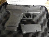 GLOCKG-30,PEROWNED,VERY,VERY GOODCOND,NIGHTSIGHTS, 2- 10 + 1RD. MAG. GLOCKCASEWITHALLPAPER WORK,. ** GREAT PISTOL** SEEPIC. - 2 of 17