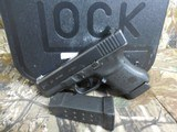GLOCKG-30,PEROWNED,VERY,VERY GOODCOND,NIGHTSIGHTS, 2- 10 + 1RD. MAG. GLOCKCASEWITHALLPAPER WORK,. ** GREAT PISTOL** SEEPIC. - 5 of 17