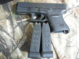 GLOCKG-30,PEROWNED,VERY,VERY GOODCOND,NIGHTSIGHTS, 2- 10 + 1RD. MAG. GLOCKCASEWITHALLPAPER WORK,. ** GREAT PISTOL** SEEPIC. - 11 of 17