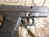 GLOCKG-30,PEROWNED,VERY,VERY GOODCOND,NIGHTSIGHTS, 2- 10 + 1RD. MAG. GLOCKCASEWITHALLPAPER WORK,. ** GREAT PISTOL** SEEPIC. - 6 of 17