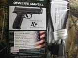 "Remington# 96464,RP 45, 45 ACP,4.5"" BARREL, 15+1 ROUNDS,BlackPolymerGripBlackPVDSlide, - 17 of 23"