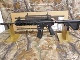 "H&K # 81000401,HK 416 Semi-Automatic22 L.R.Semi-Automatic,22 Long Rifle, 16.1""BARREL,20+1 ROUND MAG,Retractable Black Stk Black - 3 of 26"