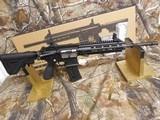"H&K # 81000401,HK 416 Semi-Automatic22 L.R.Semi-Automatic,22 Long Rifle, 16.1""BARREL,20+1 ROUND MAG,Retractable Black Stk Black - 8 of 26"
