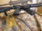 "H&K # 81000401,HK 416 Semi-Automatic22 L.R.Semi-Automatic,22 Long Rifle, 16.1""BARREL,20+1 ROUND MAG,Retractable Black Stk Black - 13 of 26"