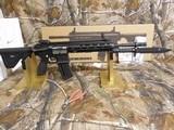 "H&K # 81000401,HK 416 Semi-Automatic22 L.R.Semi-Automatic,22 Long Rifle, 16.1""BARREL,20+1 ROUND MAG,Retractable Black Stk Black - 21 of 26"