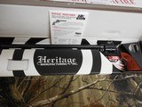 "Heritage,RR22B16, RoughRider,SmallBoreRevolver,Single Action,22LongRifle(LR),16""BARREL,6 Rd CocoboloGrip B - 3 of 18"