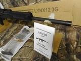 "AK-47SDS INPORTS LH12HF3GLYNXSEMIAUTO 12 GA 3""SHELLS, TOPRAIL,1- 5 ROUNDMAGAZINE, & 1 FREE 10ROUNDMAGAZINEFACTORYNEWINBOX - 3 of 18"