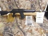 "AK-47SDS INPORTS LH12HF3GLYNXSEMIAUTO 12 GA 3""SHELLS, TOPRAIL,1- 5 ROUNDMAGAZINE, & 1 FREE 10ROUNDMAGAZINEFACTORYNEWINBOX - 5 of 18"