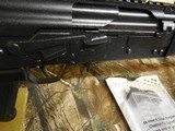"AK-47SDS INPORTS LH12HF3GLYNXSEMIAUTO 12 GA 3""SHELLS, TOPRAIL,1- 5 ROUNDMAGAZINE, & 1 FREE 10ROUNDMAGAZINEFACTORYNEWINBOX - 4 of 18"