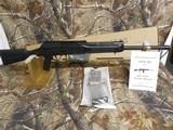 "AK-47SDS INPORTS LH12HF3GLYNXSEMIAUTO 12 GA 3""SHELLS, TOPRAIL,1- 5 ROUNDMAGAZINE, & 1 FREE 10ROUNDMAGAZINEFACTORYNEWINBOX"