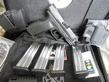 SPRINGFIELD,9-MM, GEAR-UP PACKAGES,GUN, 5-MAGAZINES, HOLSTER, DOUBLE MAGAZINE HOLDER, RANGE BAG, HARD PLASTIC CASE. FACTORY NEW IN BOX!!!!!!!!!!! - 3 of 25
