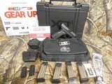 SPRINGFIELD,9-MM, GEAR-UP PACKAGES,GUN, 5-MAGAZINES, HOLSTER, DOUBLE MAGAZINE HOLDER, RANGE BAG, HARD PLASTIC CASE. FACTORY NEW IN BOX!!!!!!!!!!! - 4 of 25