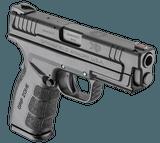 "Springfield Armory,# XDG9101HCIGU,XD Mod.2 Service,9-MM Luger, 4"" Barrel, 4- 16+1Black Polymer Grip Black Melonite Steel Slide Gear UP Pa"