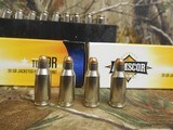 ARMSCOR,22TCM9RAMMO,39 GR, J.H.P. 500 ROUND BOX,BRASSCASES,(NOT THE SAME AS 22TCM)2,000 F.P.S.ALL NEW IN BOX - 14 of 22