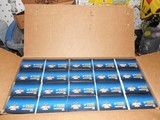 ARMSCOR,22TCM9RAMMO,39 GR, J.H.P. 500 ROUND BOX,BRASSCASES,(NOT THE SAME AS 22TCM)2,000 F.P.S.ALL NEW IN BOX - 2 of 22
