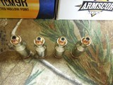 Armscor,Pistol,22 TCM 9R,39 GRAIN.JacketedHollowPoint(JHP)50ROUNDBOXES.ALLNEWINBOX2,000FEETPERSECOND - 7 of 22