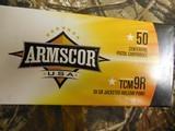 Armscor,Pistol,22 TCM 9R,39 GRAIN.JacketedHollowPoint(JHP)50ROUNDBOXES.ALLNEWINBOX2,000FEETPERSECOND - 2 of 22