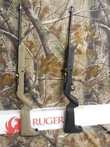 RUGER10/22,# 21138TAKEDOWN, (Davidsons Exclusive ), 22-LR,FOUR -10 ROUND MAGAZINES,Stock, MagpulBackBackpackerFACTORY NEWF - 11 of 17
