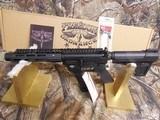 "FreedomOrdnance, FX-9Pistol,ARPistolSemi- Automatic,9-MM Luger,8.25"" BARREL,1- 33+1 ROUND MAGAZINE,Polymer Black Hardcoat Anodi - 5 of 25"