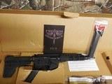 "FreedomOrdnance, FX-9Pistol,ARPistolSemi- Automatic,9-MM Luger,8.25"" BARREL,1- 33+1 ROUND MAGAZINE,Polymer Black Hardcoat Anodi - 1 of 25"