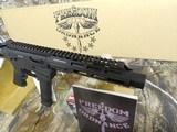 "FreedomOrdnance, FX-9Pistol,ARPistolSemi- Automatic,9-MM Luger,8.25"" BARREL,1- 33+1 ROUND MAGAZINE,Polymer Black Hardcoat Anodi - 4 of 25"