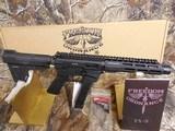 "FreedomOrdnance, FX-9Pistol,ARPistolSemi- Automatic,9-MM Luger,8.25"" BARREL,1- 33+1 ROUND MAGAZINE,Polymer Black Hardcoat Anodi - 2 of 25"