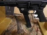 "FreedomOrdnance, FX-9Pistol,ARPistolSemi- Automatic,9-MM Luger,8.25"" BARREL,1- 33+1 ROUND MAGAZINE,Polymer Black Hardcoat Anodi - 8 of 25"