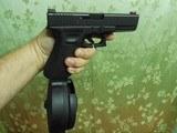 "FreedomOrdnance, FX-9Pistol,ARPistolSemi- Automatic,9-MM Luger,8.25"" BARREL,1- 33+1 ROUND MAGAZINE,Polymer Black Hardcoat Anodi - 17 of 25"