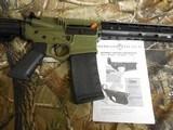 "AR-15ATIAmerican Tactical, Inc.OMNIMAXXP3PHYBRID,5.56 NATO,30 ROUND,16"" BARREL,KEYMOD,NANO GREEN /BLACK,FACTORY NEW I - 18 of 25"