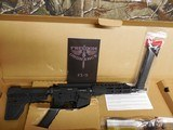 "AR-15PISTOL FX9P, FreedomOrdnanceFX9P8FX-9Pisto l ARPistolSemi -Automatic9-MM Luger8.25"" Barrel 33+1 Polymer Black Hardcoat Ano - 1 of 25"