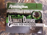 REMINGTON, Ammunition