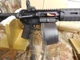 AR-15100ROUNDDRUMSWITHKIT,BLACK,HOLES100ROUNDSOF223 / 5.56NATO.GETYOURSBEFORUNCLESAMDOES !!!!!! - 7 of 18