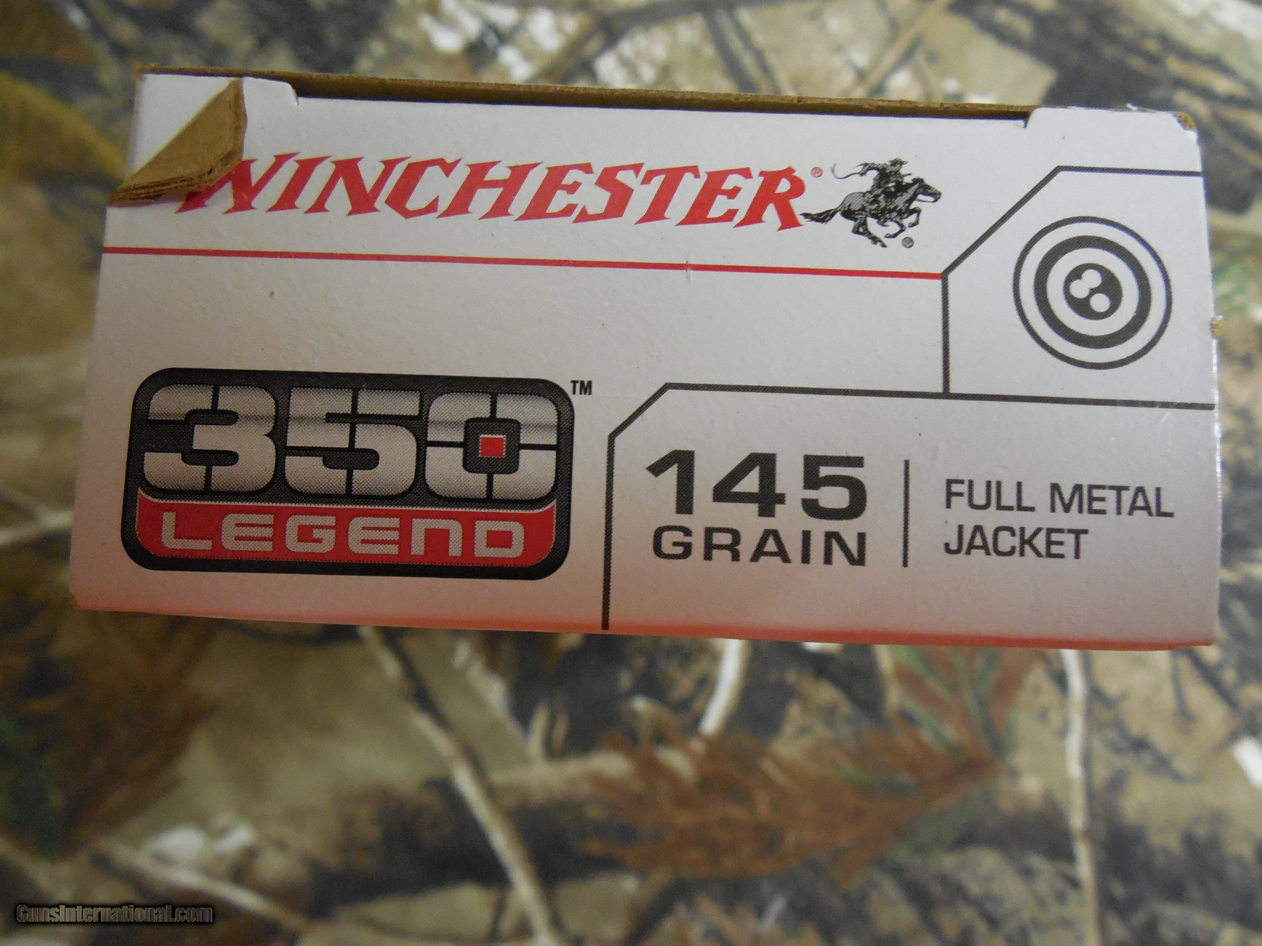 SAVAGE 350 LEGENT, AXIS XP, BOLT ACTION, 18