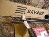 "SAVAGE350LEGENT,AXISXP,BOLT ACTION,18""BARREL,BLACKMATTE,WITH3-9 X 40,SCOPE,ALLFACTORYNEWINBOX, !!!!!!!!!! - 9 of 25"