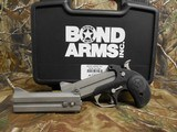BOND-ARMS, WACKED, COMBO,