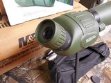 SPOTTINGSCOPE,20-60x60-M M,WITHTABLETOPTRIPOD,Includestripod,carry / storagecase,&lenscaps.ALLFACTORYNEWINBOX - 11 of 20