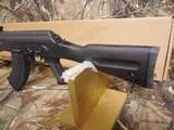 AK-47RILEYDEFENSERAK - 47,7.62X39,30 + 1ROUNDMAGAZINE,MATTE/POLYMER,ADJUSTABLESIGHTS,MADEINTHEU.S.A.FACTORYNEW IN BOX - 8 of 17