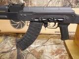 AK-47RILEYDEFENSERAK - 47,7.62X39,30 + 1ROUNDMAGAZINE,MATTE/POLYMER,ADJUSTABLESIGHTS,MADEINTHEU.S.A.FACTORYNEW IN BOX - 7 of 17