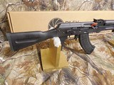 AK-47RILEYDEFENSERAK - 47,7.62X39,30 + 1ROUNDMAGAZINE,MATTE/POLYMER,ADJUSTABLESIGHTS,MADEINTHEU.S.A.FACTORYNEW IN BOX - 3 of 17